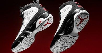 Skvělé basketbalové tenisky Air Jordan 9 OG retro