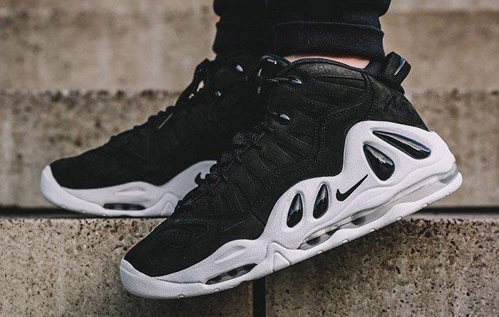 Tenisky Nike Air Max Uptempo 97 černo bílé barvy