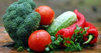 Zdravý životní styl a ty správné potraviny