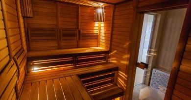 Sauna a zvlhčovač je lék na všechno.
