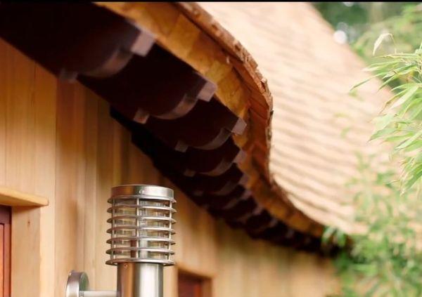 Firma staví domy na stromech, které připomínají luxusní paláce