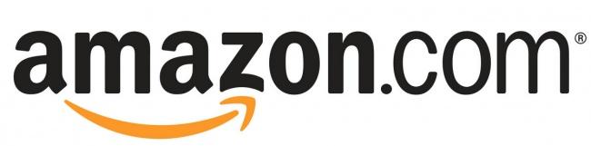 Logo internetového obchodu Amazon