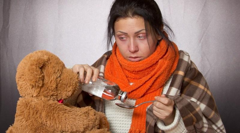 Horečka, aneb několik způsobů jak jí snížit a kdy volat lékaře