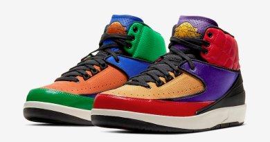 Tenisky Air Jordan 2 WMNS Multicolor