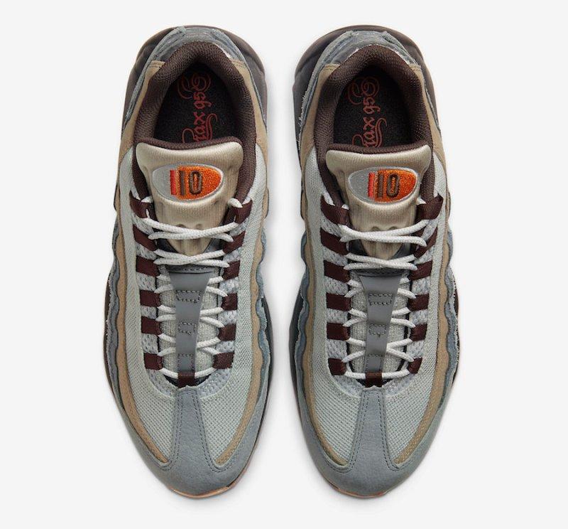 Tenisky Nike Air Max 95 110 pro Londýn