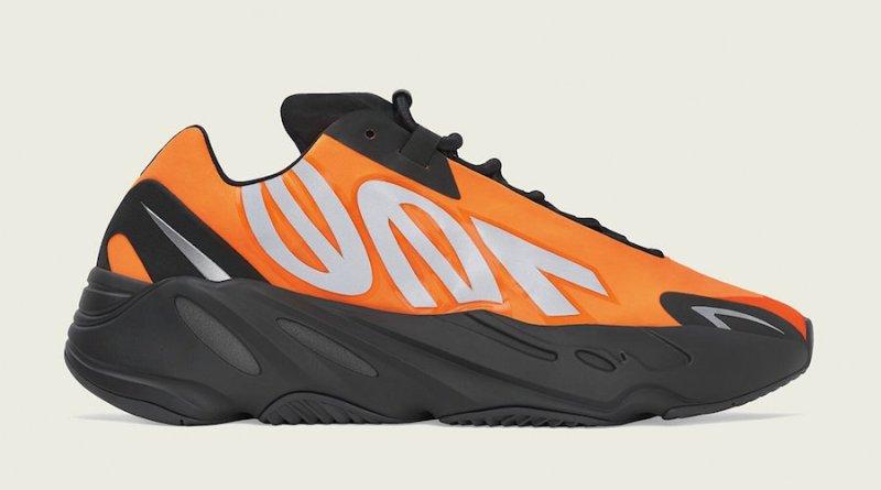 Tenisky adidas Yeezy Boost 700 MNVN Orange