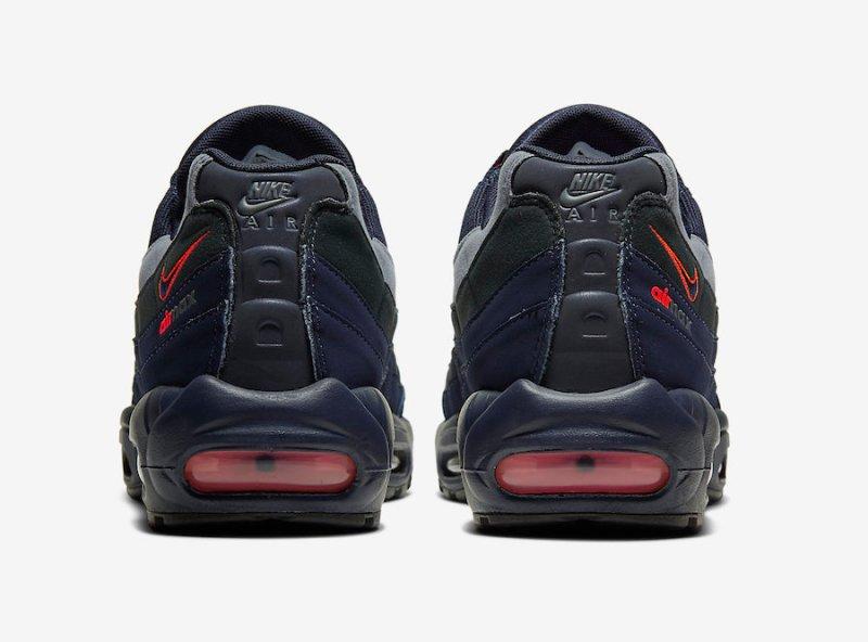 Teenisky Nike Air Max 95 Chicago Bears