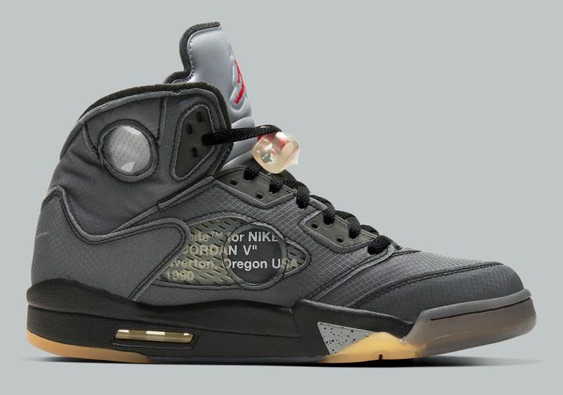 Tenisky Off-White x Air Jordan 5