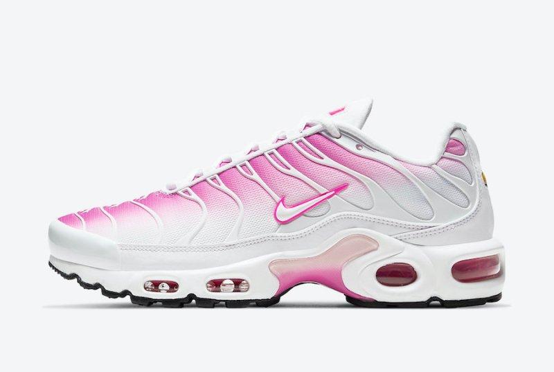 Tenisky Nike Air Max Plus White Pink
