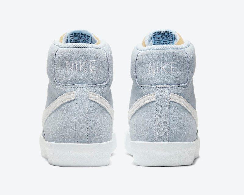 Tenisky Nike Blazer Mid '77 Suede Hydrogen Blue