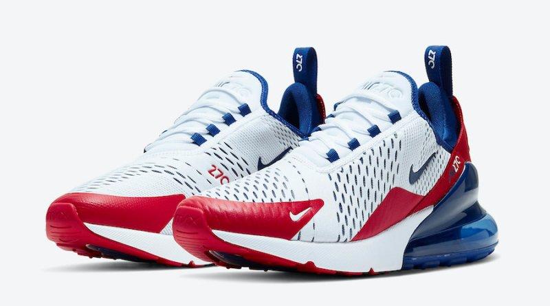 Tenisky Nike Air Max 270 USA CW5581-100