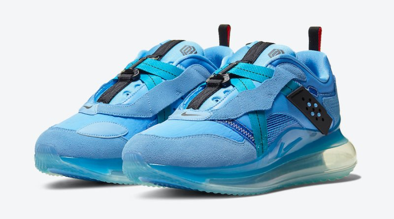 Tenisky Nike Air Max 720 Slip OBJ University Blue