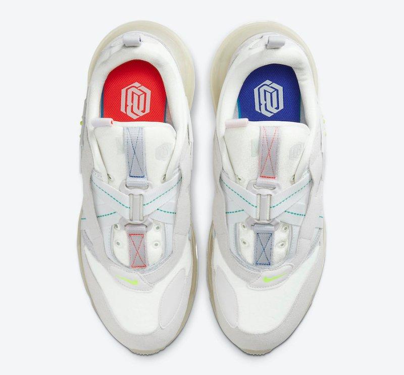 Tenisky Nike Air Max 720 Slip OBJ Summit White