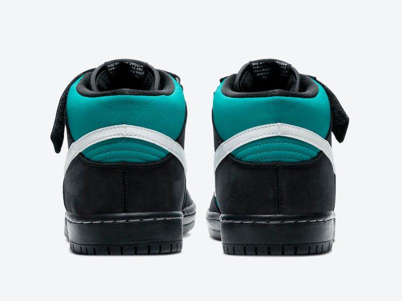 Tenisky Nike SB Dunk Mid Griffey CV5474-001