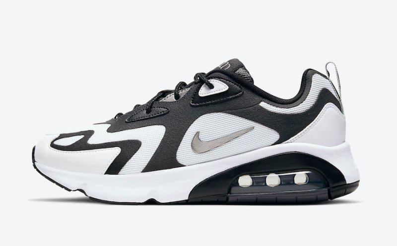 Tenisky Nike Air Max 200 Dark Smoke Grey