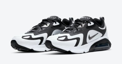 Tenisky Nike Air Max 200 Dark Smoke Grey