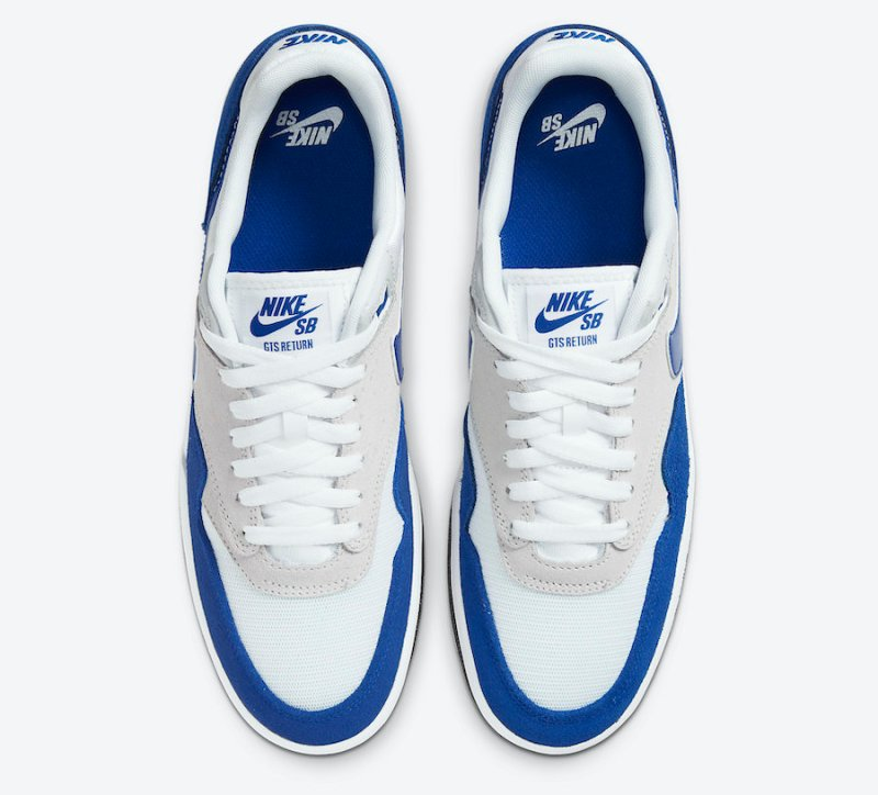 Tenisky Nike SB GTS Return Sport Royal CD4990-400