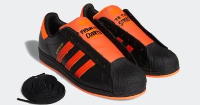 Tenisky adidas Superstar Laceless FV3021