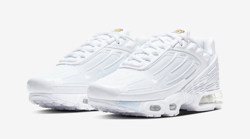 Tenisky Nike Air Max Plus 3 GS CD6871-100