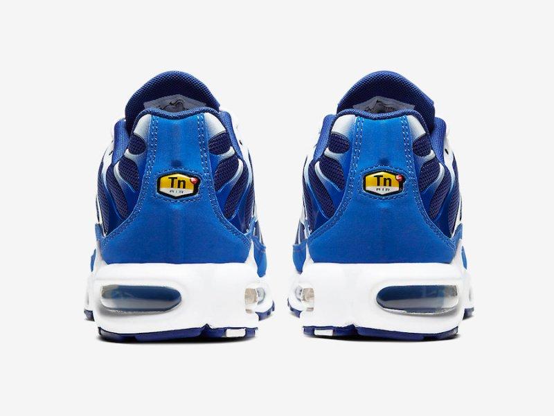 Tenisky Nike Air Max Plus Blue White CW7024-400