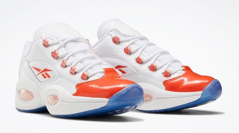 Tenisky Reebok Question Low Patent FX4999