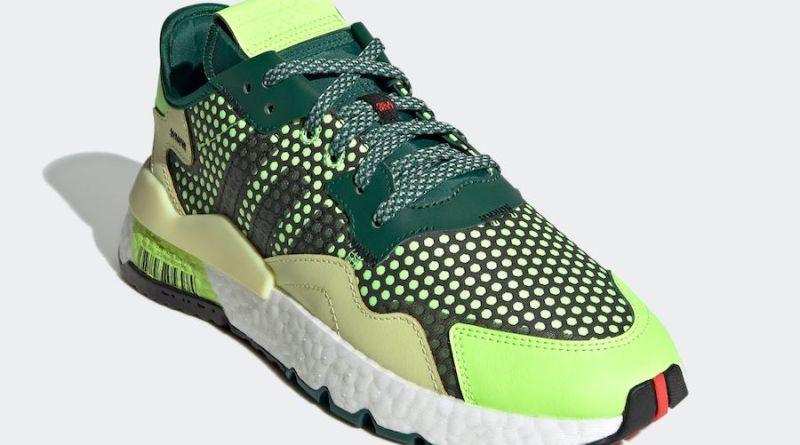 Tenisky adidas Nite Jogger Signal Green EF5406