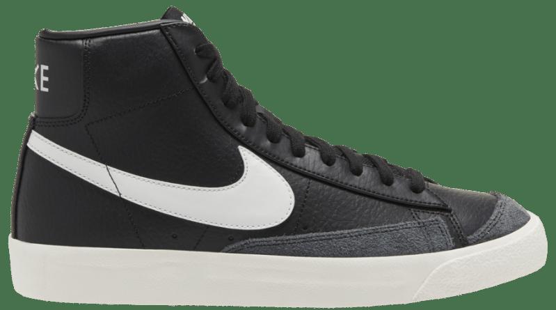 Tenisky Nike Blazer Mid Black Leather CQ6806-002
