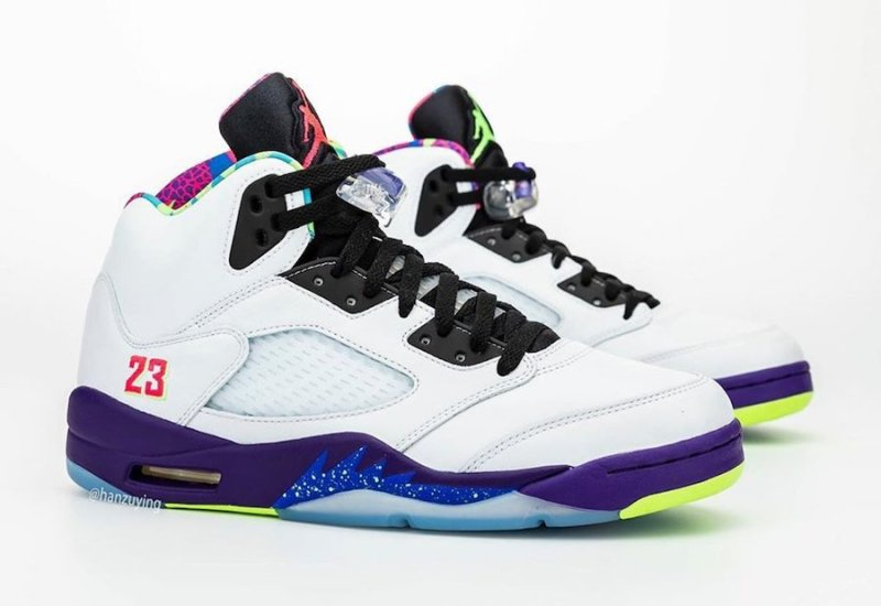Tenisky Air Jordan 5 Alternate Bel-Air DB3335-100