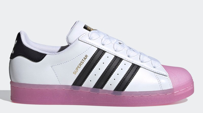 Tenisky adidas Superstar Shock Purple FW3554
