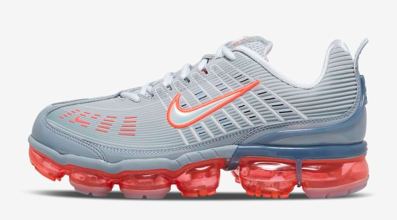 Tenisky Nike Air VaporMax 360 Flash Crimson CK9671-002