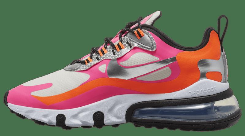 Tenisky Nike Air Max 270 React CT1834-100