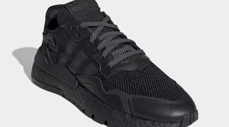 Tenisky adidas Nite Jogger Black Reflective FV1277