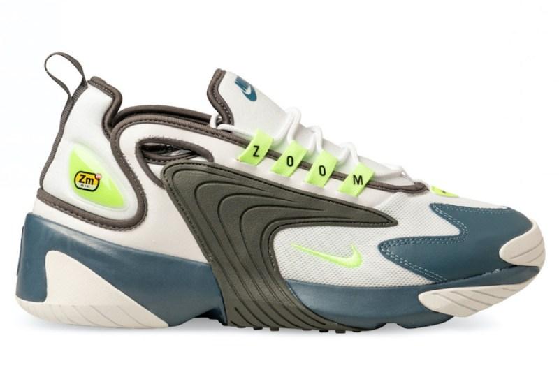 Tenisky Nike Zoom 2K Ghost Green AO0269-108
