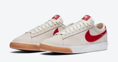 Tenisky Nike SB Blazer Low GT Cardinal Red 704939-105