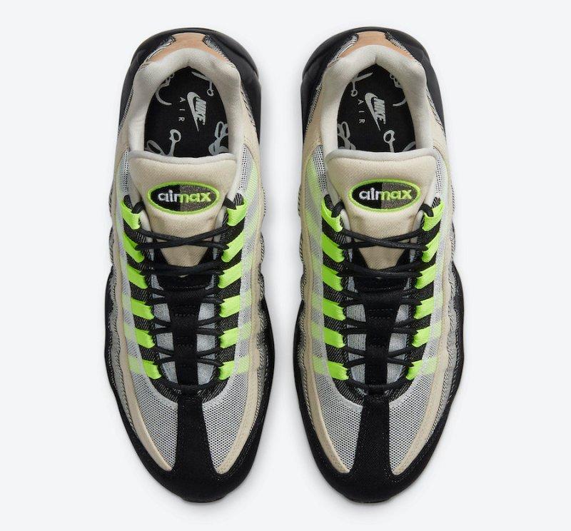 Tenisky DENHAM x Nike Air Max 95 DD9519-001