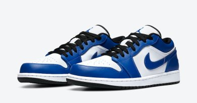 Tenisky Air Jordan 1 Low Game Royal 553558-124