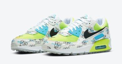 Tenisky Nike Air Max 90 WMNS Worldwide Pack DA1342-107