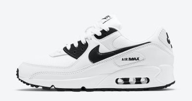 Tenisky Nike Air Max 90 White Black CT1028-103