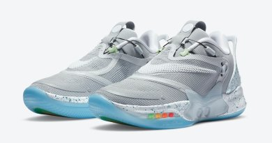 Tenisky Nike Adapt BB 2.0 Grey Mag BQ5397-003
