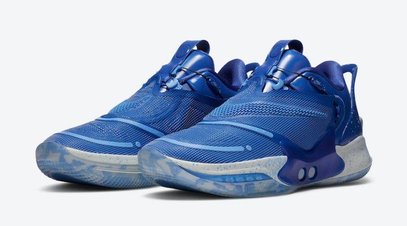 Tenisky Nike Adapt BB 2.0 Royal Blue BQ5397-400