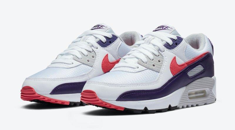 Tenisky Nike Air Max 90 WMNS Eggplant CW1360-100