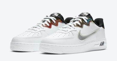 Tenisky Nike Air Force 1 React White CN9838-100