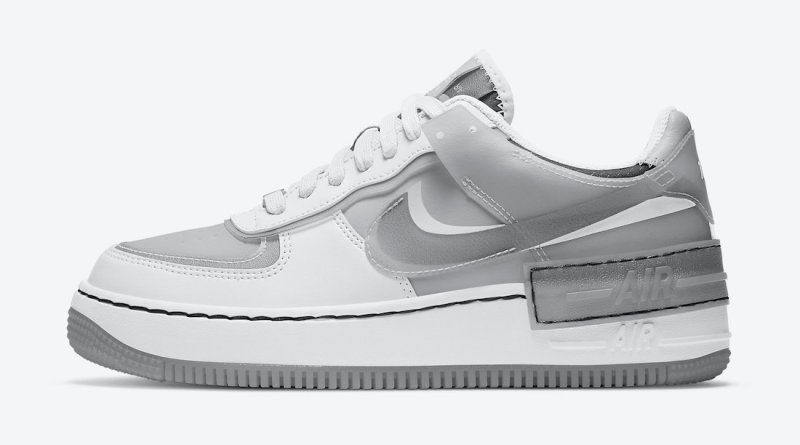 Tenisky Nike Air Force 1 Shadow White Grey CK6561-100