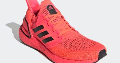 Tenisky adidas Ultra Boost 2020 Signal Pink FW8728