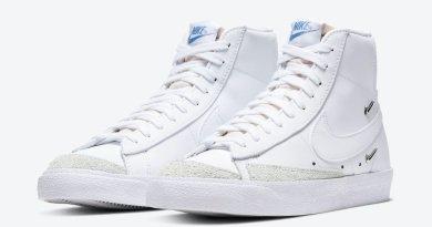 Tenisky Nike Blazer Mid '77 LX White CZ4627-100