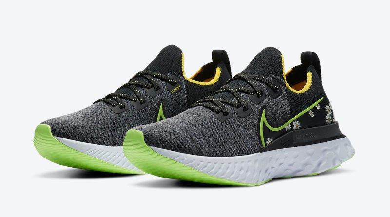 Tenisky Nike React Infinity Run Flyknit CW5573-001