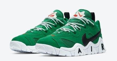 Tenisky Nike Air Barrage Low Heineken CT2290-300