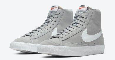 Tenisky Nike Blazer Mid '77 Suede Grey CI1172-004