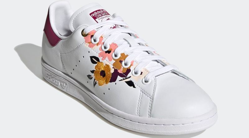 Tenisky adidas Stan Smith White Berry FW2524