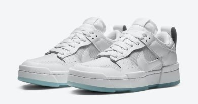 Tenisky Nike Dunk Low Disrupt White CK6654-001